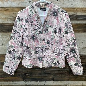 MaxMara | Weekend Spring Flower Jacket size 12